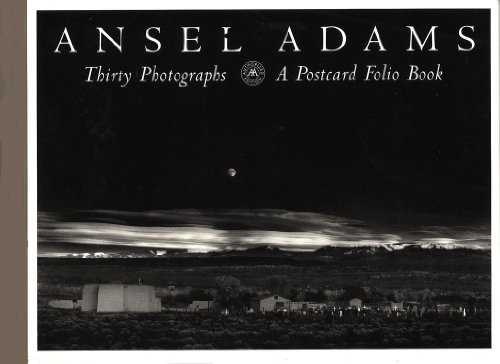 Ansel Adams' Postcards - Thirty Photographs