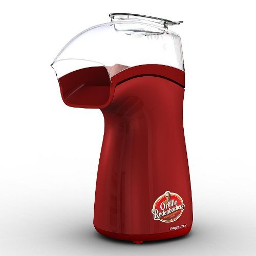 Orville Redenbacher Hot Air Popcorn Popper - Red (Presto Hot Air Popcorn compare prices)
