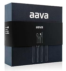 Aava - 24-Piece Flatware Set, Made From Finnish Steel