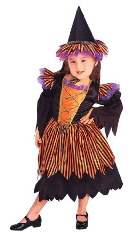 Child Story Book Witch Costume