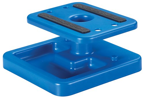 Duratrax Pit Tech Deluxe Mini Car Stand, Blue
