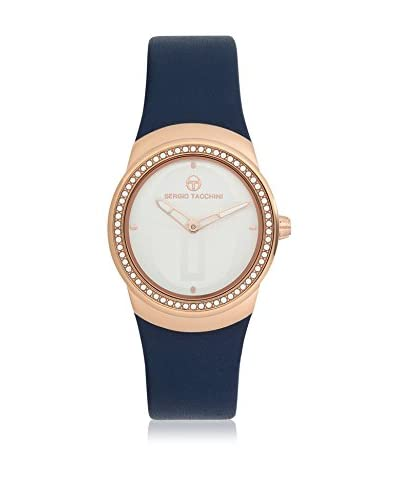 Sergio Tacchini Reloj de cuarzo Woman Azul Marino 30 mm