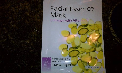 Facial Essence Mask Collagen with Vitamin E