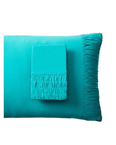 lazybones Rosette Standard Pillowcases, Bermuda