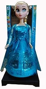 Shop & Shoppee Frozen Dancing Doll
