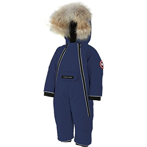 Canada Goose Lamb Snowsuit - Infant Boys' Pacific Blue, 12/18M (Canada Goose For Boys compare prices)