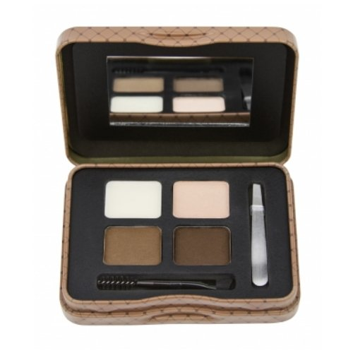 (6 Pack) LA Girl Inspiring Brow Palette - Medium and Marvelous