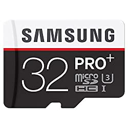 Samsung Pro Plus 32GB MicroSDHC Memory Card --- 95MB/s Read, 90MB/s Write