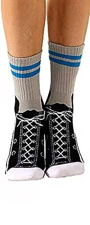 Foot Traffic Non-skid Slipper Socks by Foot Traffic, sneaker