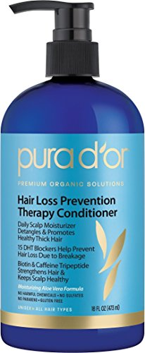 PURA D'OR Hair Loss Prevention Therapy Conditioner,