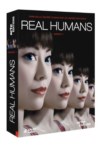 Real humans saison 1 / DVD