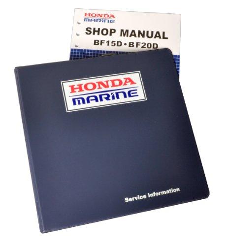 honda bf15 manual