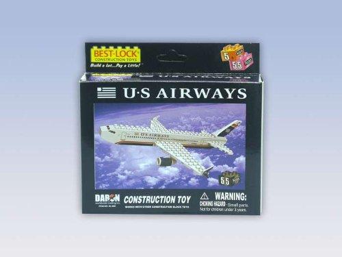 Daron Usairways Construction Toy (55-Piece)