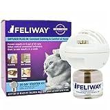 Feliway Plug In Diffuser + 1 Refill Bottle 48 ml for Cat Stress Behavior Relief