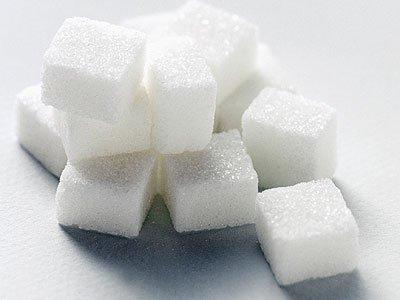 Würfelzucker aus Salz