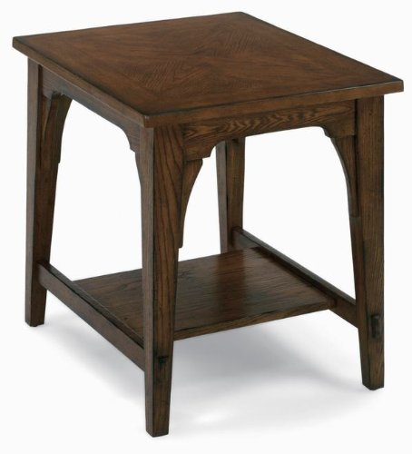 Image of Flexsteel 6595-01 Las Cruces End Table (B0047ZDVLY)