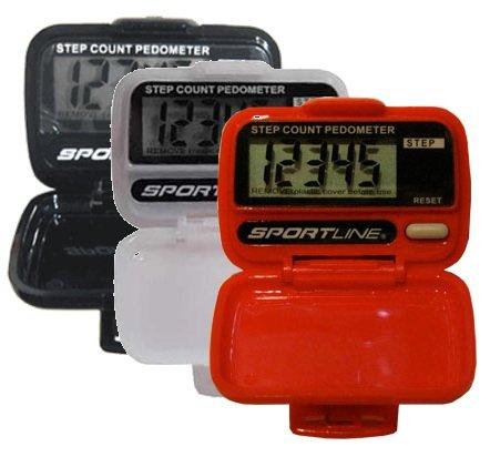 Cheap Sportline 330 Step Pedometer (S330)