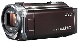 JVCKENWOOD JVC ビデオカメラ EVERIO 内蔵メモリー32GB ブラウン GZ-E765-T