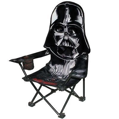 Star Wars Darth Vader Kids Folding Chair