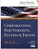 9781111221720: South-Western Federal Taxation 2012: Corporations, Partnerships, Estates and Trusts