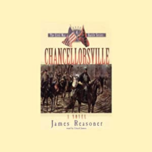 Chancellorsville: The Civil War Battle Series Book 4 | [James Reasoner]