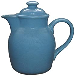 Noritake Colorvara Coffee/Tea Server 53-Ounce Blue