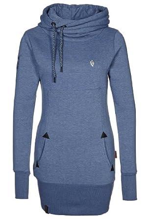 sweater hooded women naketano lange iii hoodie. Black Bedroom Furniture Sets. Home Design Ideas