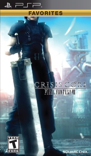 Crisis Core: Final Fantasy VII - Sony PSP