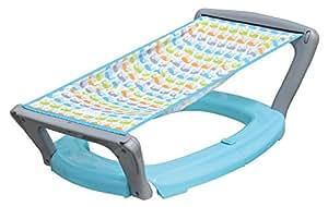 ティーレックス バスチェア 新生児から 寝かせて洗える ハンモック