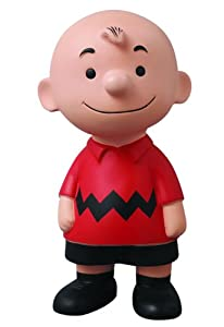 Medicom Peanuts: Charlie Brown Vinyl Collectible Doll (Vintage Version)