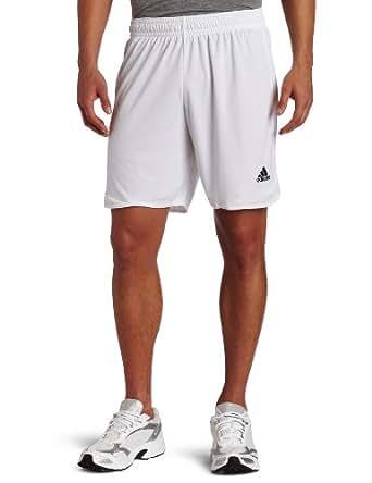 adidas Men's Tiro 11 Short, White, 2X-Large