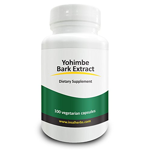 Real-Herbs-Yohimbe-Bark-Extract-Standardized-to-3-Yohimbine-HCL-Hydrochloride-Yohimbine-for-Men-Women-Improves-Sex-Drive-and-Vitality-Yohimbe-Bark-Powder-in-100-Vegetarian-Capsules