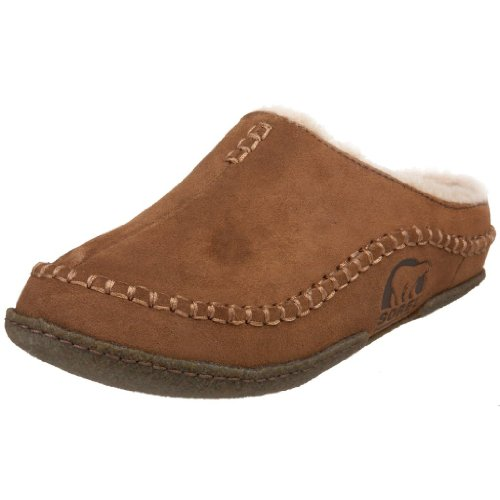 Sorel Men's Falcon Ridge Slipper,Marsh,9 M
