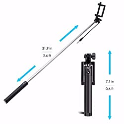 ShopX iClick Smart Selfie Stick