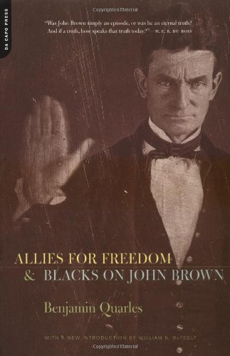 Allies for Freedom and Blacks on John Brown