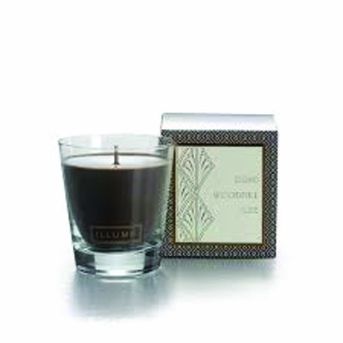 Illume 4.6 oz Boxed Glass Candle Woodfire