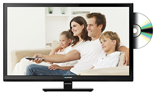 Blaupunkt BLA-23/207I-GB-3B-HKDP-UK 23-Inch HD LED TV/DVD Combi with Freeview - Black
