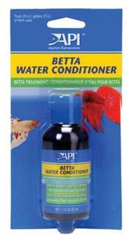 API Betta Water Conditioner for Aquariums, 1.7-Ounce (Betta Safe Water Conditioner compare prices)