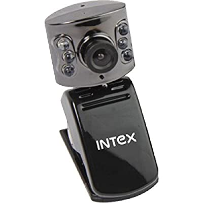Intex IT-306WC PC Webcam Night Vision