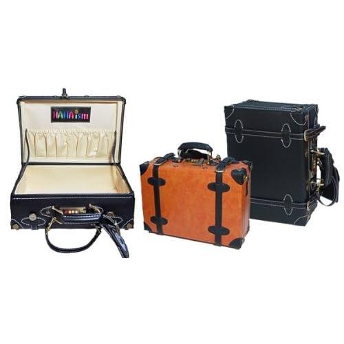 ハナイズム トランクボックス - HANA ism -SQ31 ホットピンク×ワイン/キャリーケース・スーツケース・