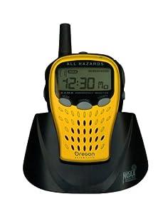 Oregon Scientific WR601N Portable Weather Radio by Oregon Scientific