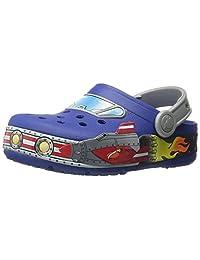 crocs Boys' CrocsLights Galactic Clog