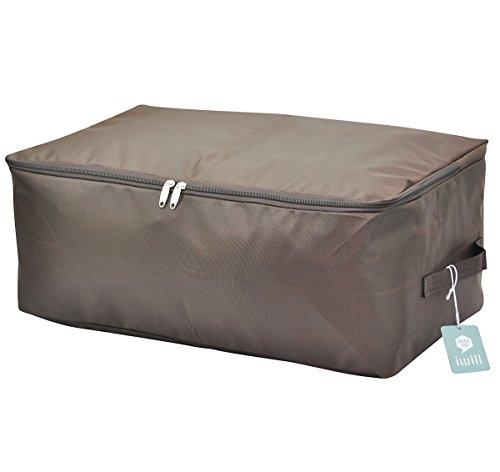 Over-size Clothes Storage Bins, Beddings/blanket Organizer Storage