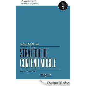Strat�gie de contenu mobile