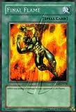 2002 Legend of Blue Eyes White Dragon 1st Edition LOB-100 Final Flame (R)