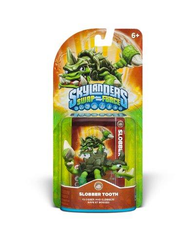 Skylanders SWAP Force Core Individual Character Pack- Slobber Tooth