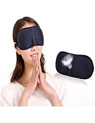 Osave Sleep Mask,Breathable Eye Mask For Travel,Shift Work,Meditation,3D Solid Eye Mask,Eye Mask Both For Men&...