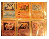 100 Assorted Pokemon Trading Cards with Bonus 6 Free Holo Foils, trading, card, pokemon