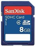 SanDisk SDHCカード 8GB Class4 SDSDB-8192-J95A