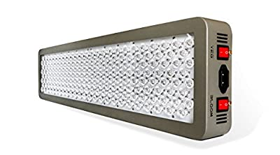 Advanced Platinum Series P600 600w 12-band LED Grow Light - DUAL VEG/FLOWER SPECTRUM